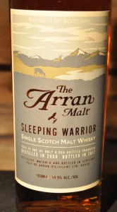 Arran sleepingwebb
