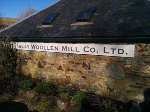 woolen mill web