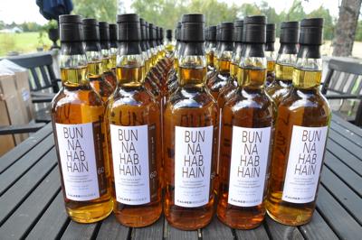 Bunna 1st release bottles